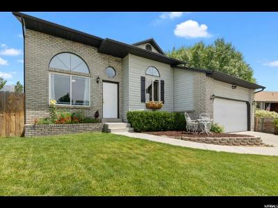 American Fork Single Family Home Under Contract: 54 N 680 E