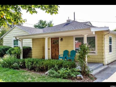 Provo Single Family Home For Sale: 721 N 1150 E