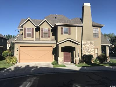 Midvale Townhouse Under Contract: 960 E 6740 S