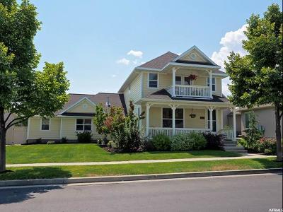 South Jordan Single Family Home Under Contract: 4667 W Firmont Dr