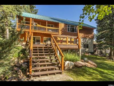 Park City Single Family Home Under Contract: 375 Parkview Dr