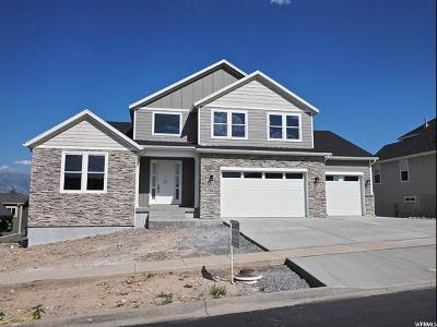 Saratoga Springs Single Family Home Under Contract: 1564 S Sage View Ct W