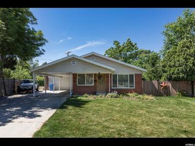 Holladay Single Family Home Backup: 6230 S 2275 E
