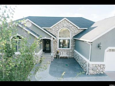 Bountiful Single Family Home For Sale: 2368 S Maple Hills Dr