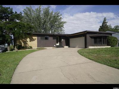 Roy Single Family Home Backup: 5059 S 2450 W
