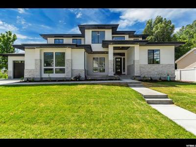 Draper Single Family Home For Sale: 11776 S Willow Wood Dr
