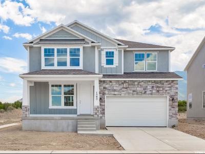 Spanish Fork Single Family Home For Sale: 1592 N 1600 E #412