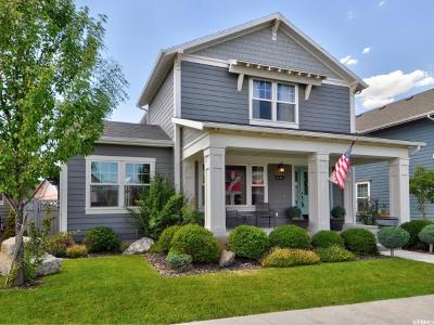 South Jordan Single Family Home Under Contract: 10392 S Otter Trail Dr