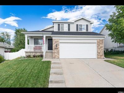 Draper Single Family Home Backup: 14321 S Honeyfield Dr E