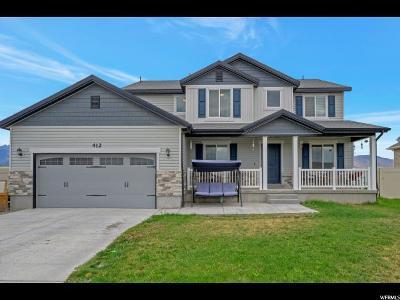 Grantsville UT Single Family Home For Sale: $440,000