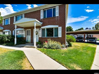 Bountiful Townhouse Under Contract: 463 N 400 E #11D