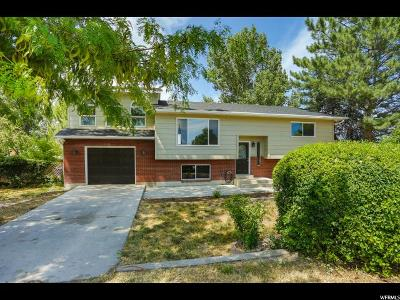 Grantsville UT Single Family Home Under Contract: $269,900