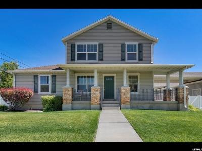 Provo Townhouse For Sale: 496 W 470 S