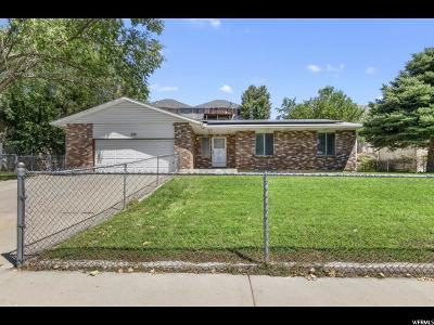 Orem Single Family Home For Sale: 235 S 1015 W