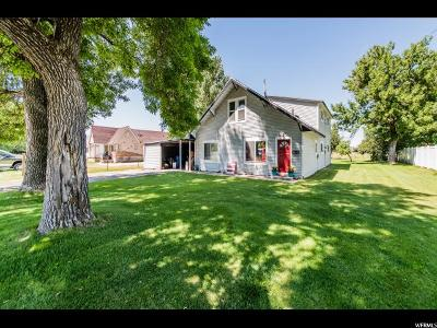 Hyrum Single Family Home For Sale: 679 E 300 S