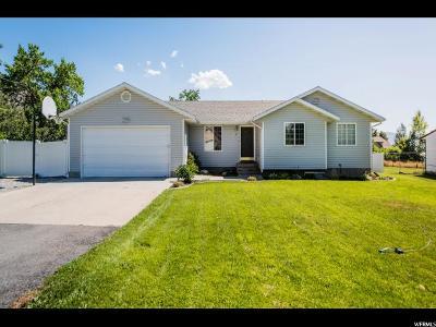 Millville Single Family Home For Sale: 150 E 100 N