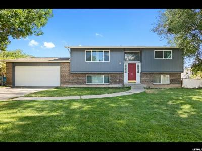 Orem Single Family Home For Sale: 1125 W 180 N