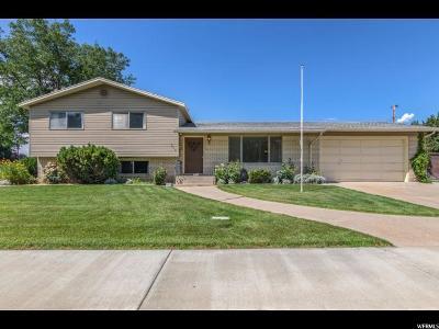 Orem Single Family Home For Sale: 515 E 1100 S
