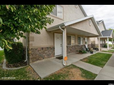 North Ogden Townhouse Under Contract: 334 E 2350 N