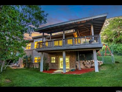 Provo Single Family Home For Sale: 3286 N Piute Dr
