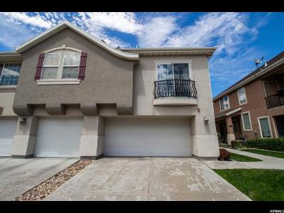 Lehi Townhouse For Sale: 1672 W 3180 N #1