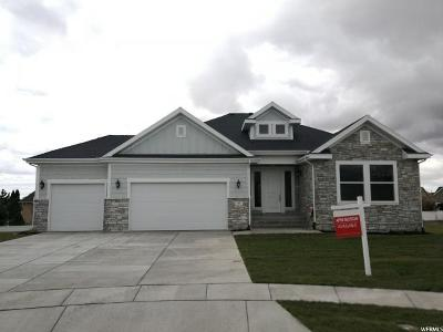 Kaysville Single Family Home For Sale: 1892 W 75 S