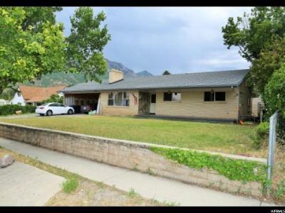 Santaquin Single Family Home For Sale: 174 E Main
