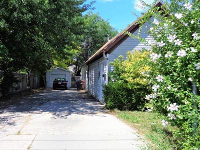 Midvale Single Family Home For Sale: 7944 S Allen St W