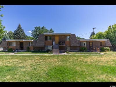 Logan Multi Family Home For Sale: 941 N 350 E