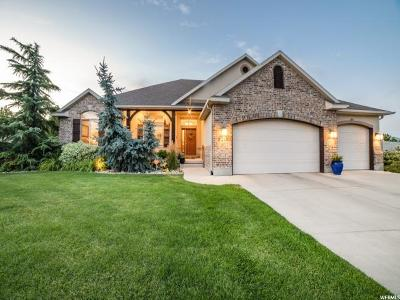 South Jordan Single Family Home Backup: 3218 W Field Brook Ct S