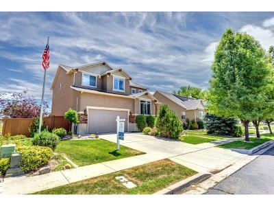 Spanish Fork Single Family Home For Sale: 627 S 750 W