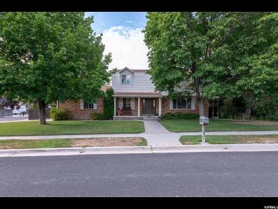 Sandy Single Family Home For Sale: 1569 E Longdale Dr S