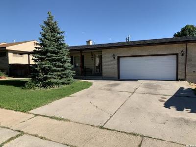 Roy Single Family Home Backup: 2055 W 5900 S