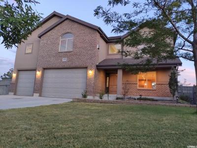 Eagle Mountain Single Family Home For Sale: 4080 E Clubhouse