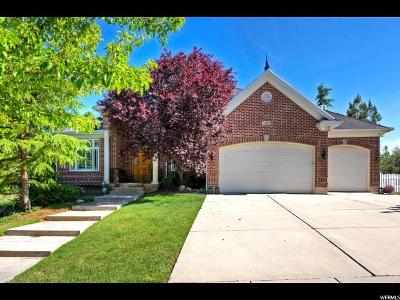 South Jordan Single Family Home For Sale: 1202 W Park Palisade Dr
