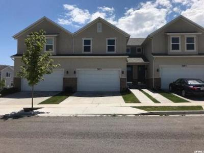 Herriman Townhouse For Sale: 5153 W Cranford St S