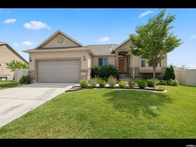 Lehi Single Family Home For Sale: 2267 W 2120 N