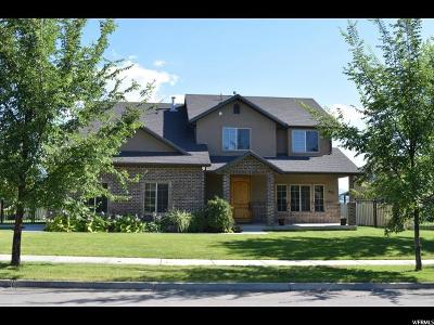 Springville Single Family Home Under Contract: 959 W 575 N