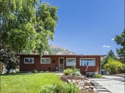 Brigham City Single Family Home Under Contract: 554 N 300 E