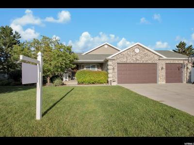 South Jordan Single Family Home For Sale: 11701 S Sunny Stone W