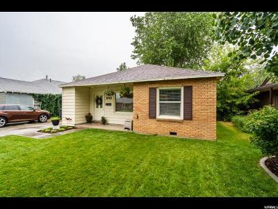 American Fork Single Family Home For Sale: 545 E King St