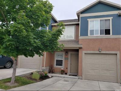 Herriman Townhouse Under Contract: 5057 W Red Shale Rd