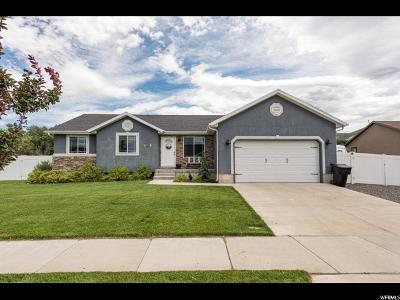 Payson Single Family Home Under Contract: 1331 S 950 W