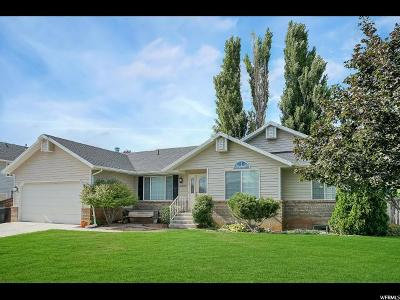 Spanish Fork Single Family Home For Sale: 1421 E 410 S