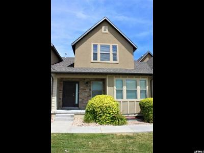 Spanish Fork Townhouse For Sale: 1914 E 160 S