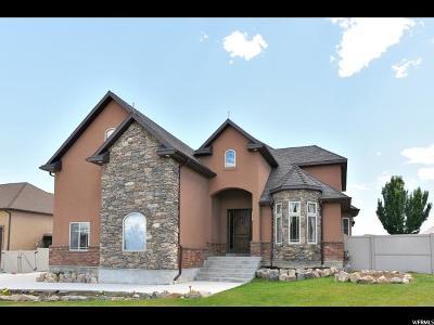 Saratoga Springs Single Family Home For Sale: 71 E Turnbuckle