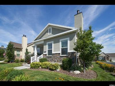 Lehi Single Family Home Under Contract: 534 E 3450 N