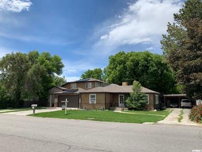 Holladay Multi Family Home For Sale: 2277 E Arbor Ln S