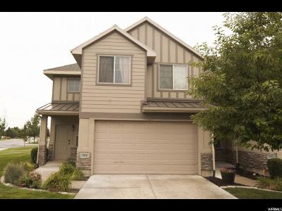Lehi Townhouse Under Contract: 598 E 1540 S