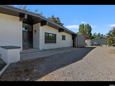 Payson Single Family Home Under Contract: 668 S Main St
